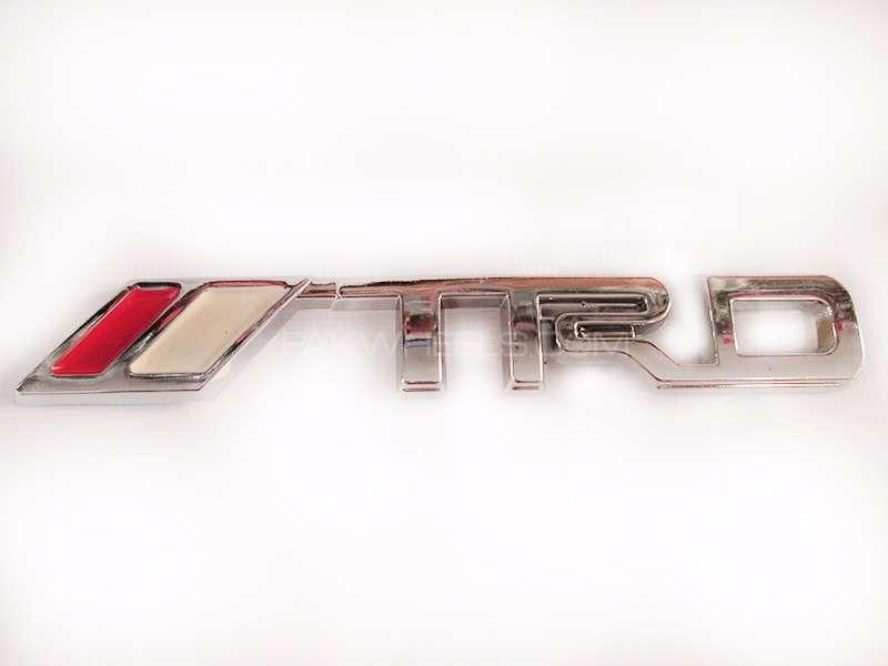 Emblem TRD - PA10 Image-1