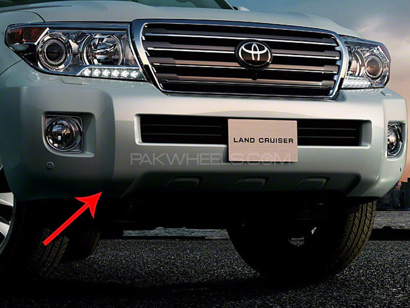Toyota Land Cruiser 2015-2016 Front Bumper  in Lahore