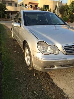 Mercedes Benz C Class - 2002