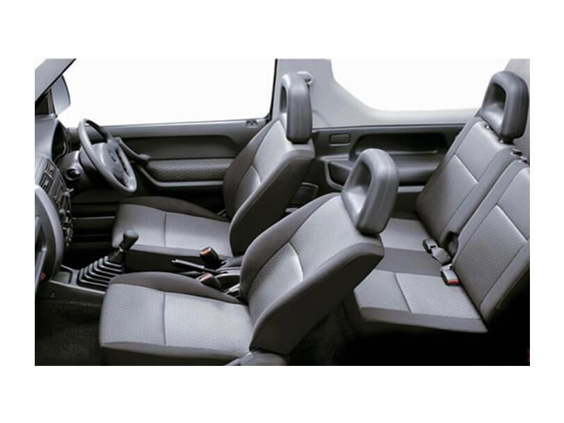 Suzuki Jimny 2019 Interior