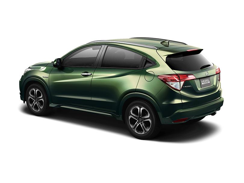 Honda Vezel  Exterior Rear View