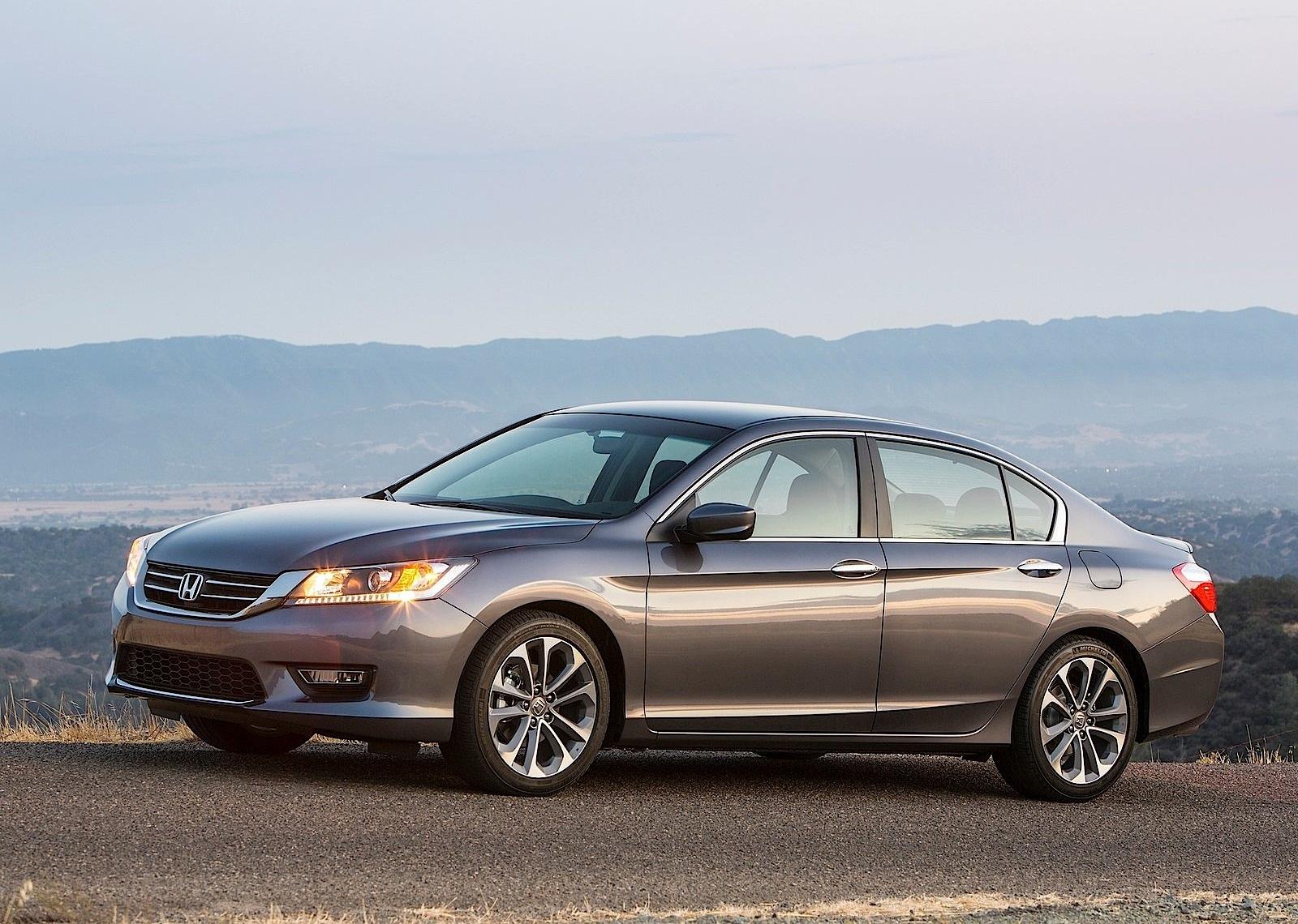 Honda Accord 2019 Exterior Side View