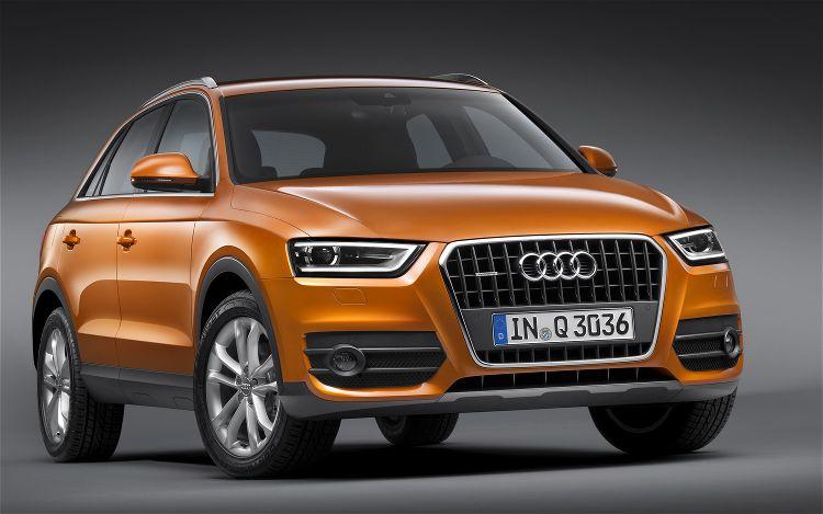 Audi Q3 2019 Exterior Front End
