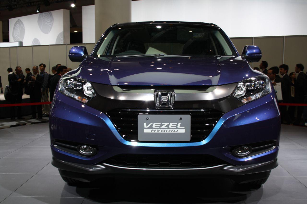Honda Vezel  Exterior Front End
