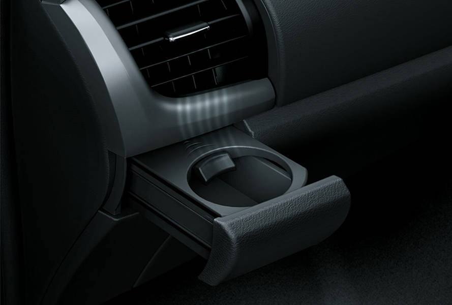 Toyota Hilux 2019 Interior Cup Holder