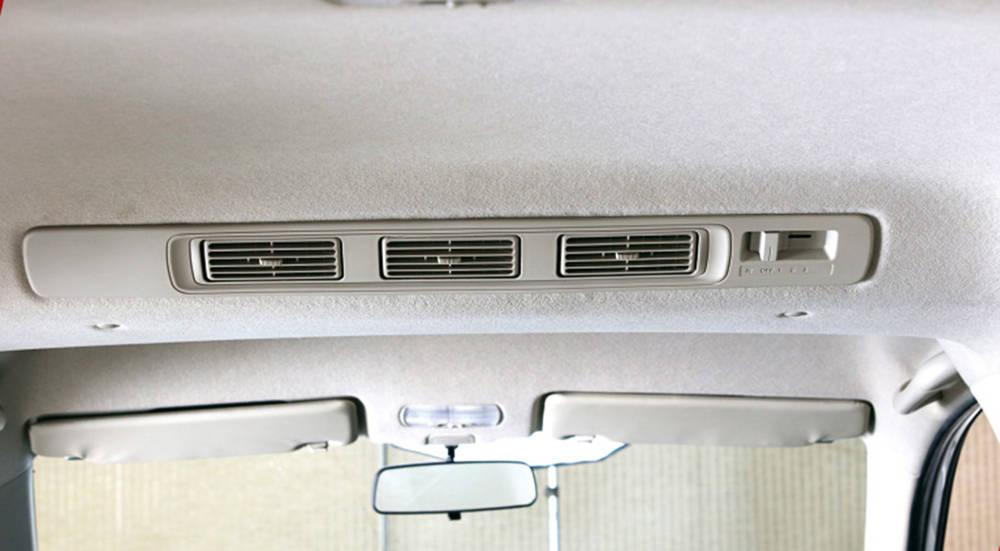 Honda BR-V 2019 Interior Rear A/C Ducts