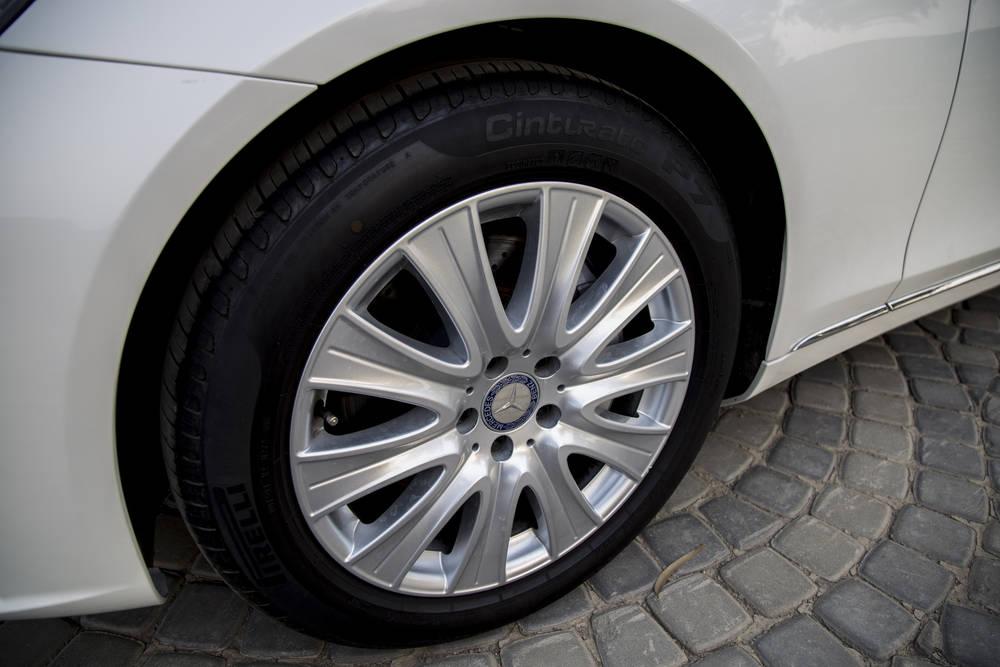 Mercedes Benz S Class 2019 Exterior Alloy Wheels